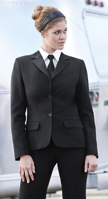 tenue service femme