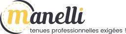Vêtements de cuisine professionnels Manelli