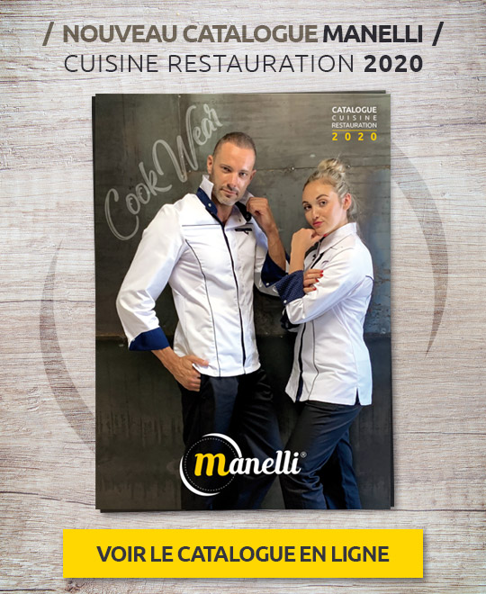 Catalogue cuisine restauration 2020 Manelli
