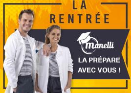 La rentree 2020 chez Manelli