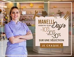 Top départ pour les Manelli's Days