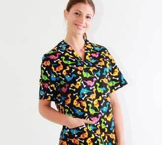 blouse puericultrice et blouse auxiliaire puericulture
