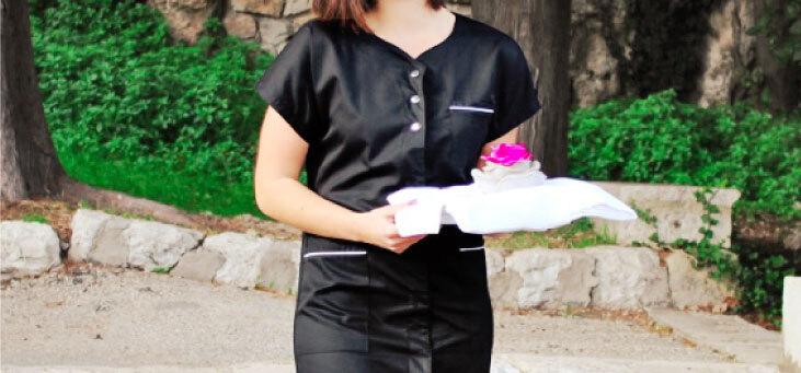 accessoires professionnels destinés aux instituts de beauté
