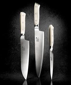 sélection des couteaux pour les pro