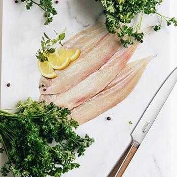 couteaux pour poissons