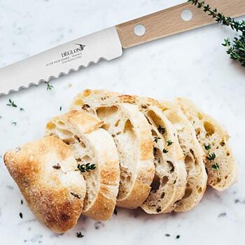 couteaux pour pain et fromage