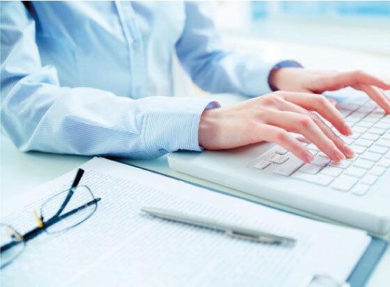 mandat administratif keyboard