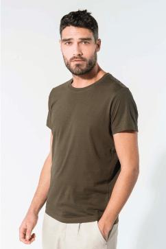 T-shirt homme 100% Coton Biologique