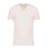 Tee-shirt Bio Homme / Col V Beige