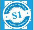 chaussure de securité électricien, peintre, garagiste avec norme de sécurité S1 et S1P